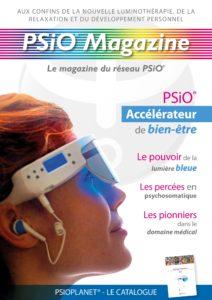 Téléchargez le magazine qui permet de visualiser les différents univers des MP3 disponibles pour le PSIO
